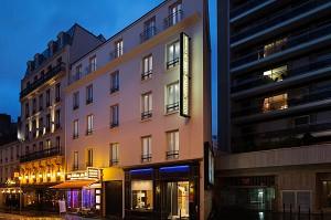 Hotel Montparnasse Saint Germain - Facade