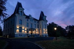 Château de la Marlière - Abends