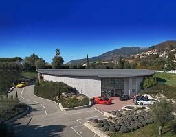 Car Museum Club - Exterior
