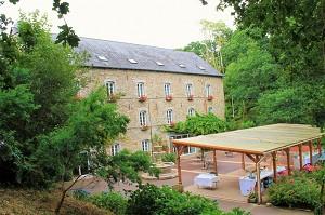 Moulin de Traon Lez - Luogo del seminario nel verde
