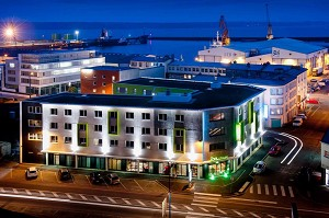Ibis Styles Brest Centre Port - Vue d'ensemble