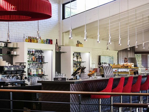 Medoc resort golf hotel - bar