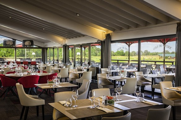 Medoc resort golf hotel - restaurante