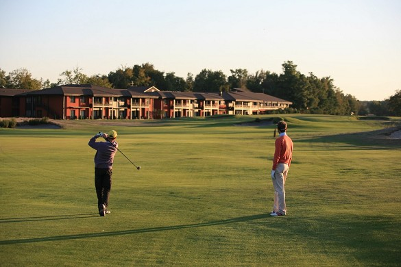 Medoc resort golf hotel - golf