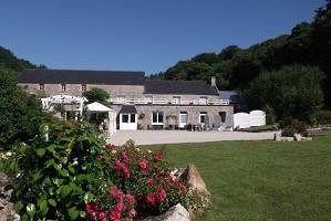 Moulin de Garéna - Luogo del seminario in Bretagna