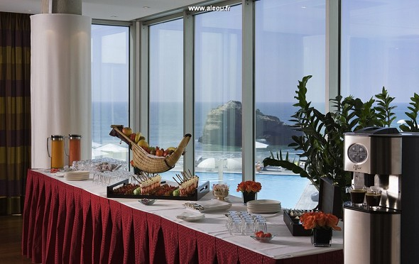 Sofitel Biarritz miramar thalassa sea and spa - buffet