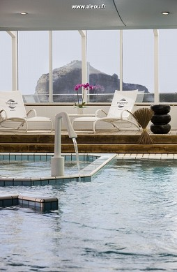 Sofitel Biarritz miramar thalassa sea and spa - indoor pool