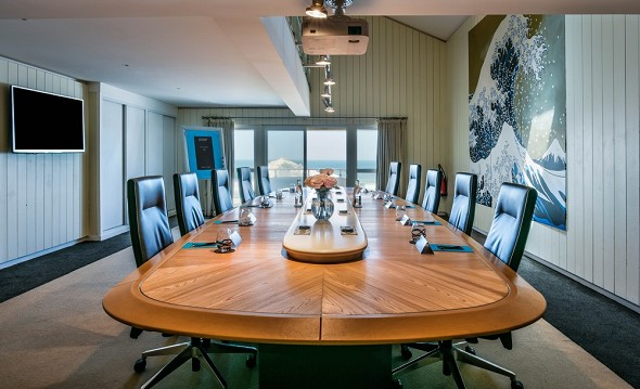 Sofitel Biarritz miramar thalassa sea and spa - meeting room