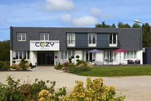 Cozy Hôtel Morlaix - Exterior