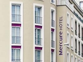 Mercure Brest Centre Les Voyageurs - Front