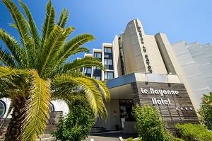 O Hotel Bayonne - estrelas 4 para seminários
