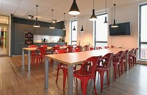 DBVT Room rental in Saint-Herblain - Saint Herblain seminar