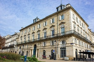 Fenwick Hotel - The facade of the Fenwick Hotel in Bordeaux