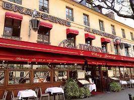 Brasserie Chez Jenny - Esterno