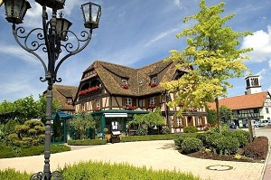 Hotel Restaurant Le Relais de la Poste - Seminar in the Bas-Rhin