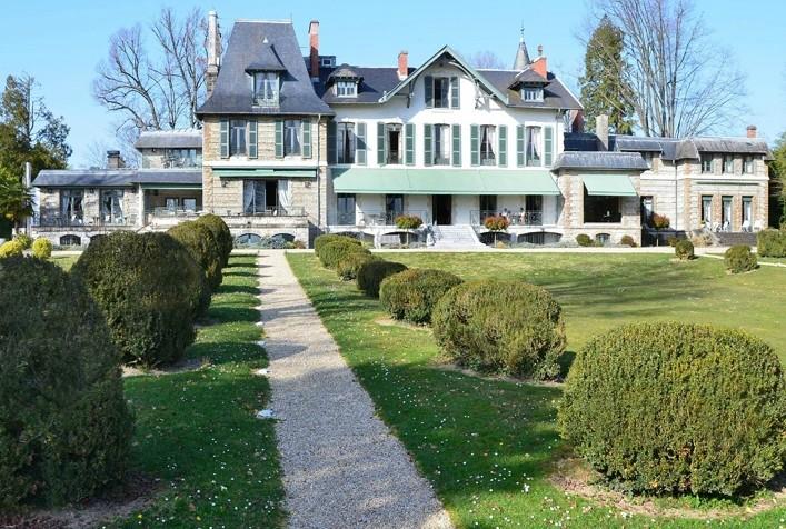 Navarre Villa - exterior