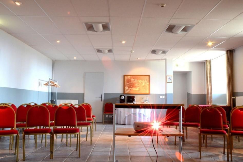 Navarre Villa - seminar room