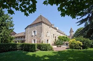 Fleurville Castle - Exterior