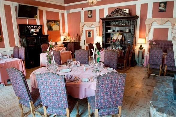 Château des herbesys - Gourmet-Restaurant