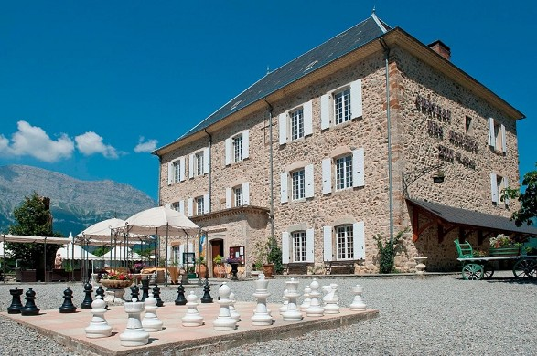 Château des herbesys - Seminarburg 71