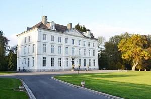 Château de Gézaincourt - Außenansicht