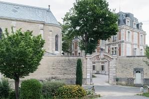 Château Saint Michel - Terraza