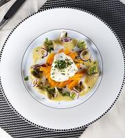 Creazione dello chef Sylvain Marsault