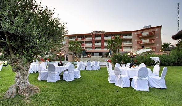 Grand hotel les flamants rose e spa - seminario