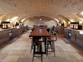 Sala degustazione vini