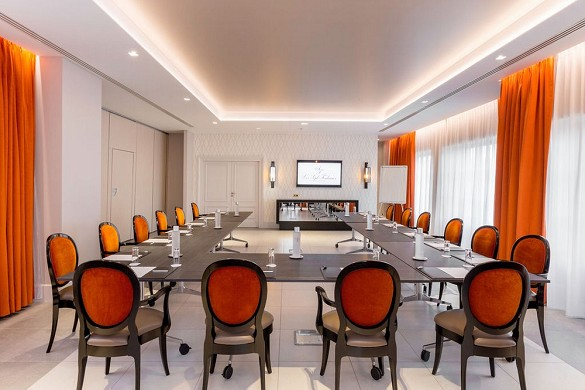 Hotel les sept fontaines - meeting rooms