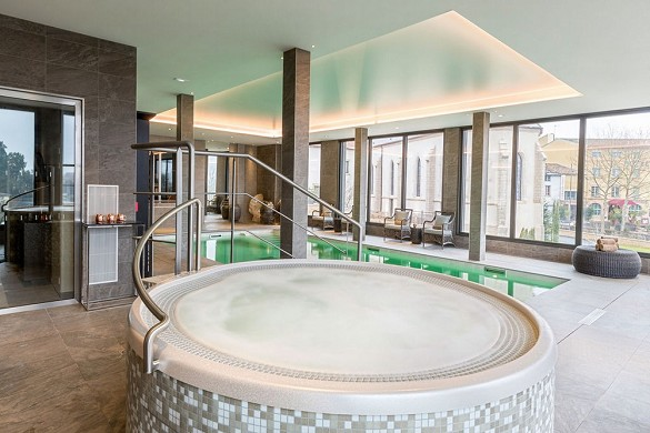 Hotel les sept fontaines - the spa