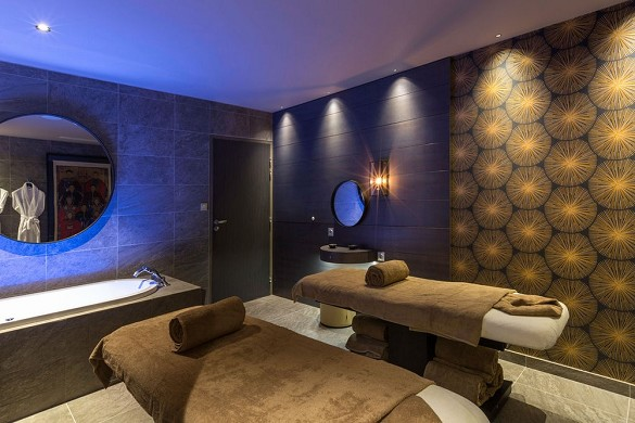Hotel les sept fontaines - massage rooms