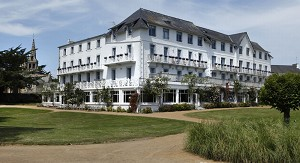 Grand Hôtel des Bains - Seminario Locquirec
