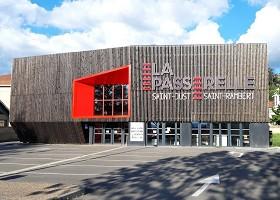 La Passerelle - Loire 42 sala de seminarios