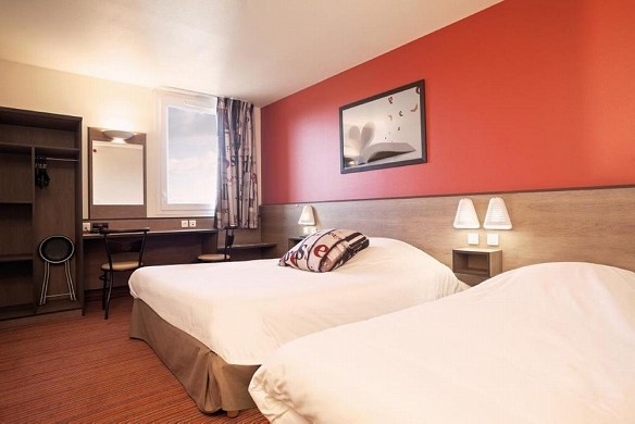 Ace hôtel roanne-mably - chambre double