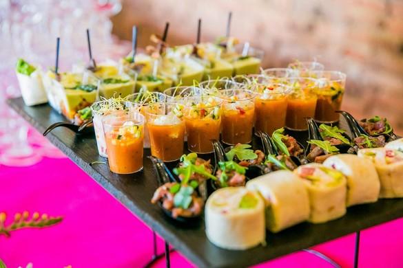 L'aucenelle - catering service