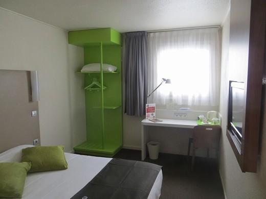 Campanile toulouse ouest purpan - dormitorio