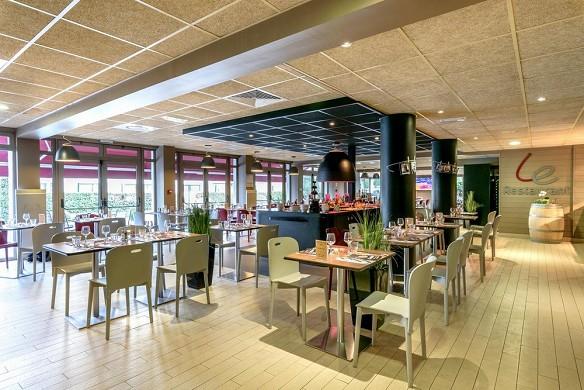Campanile toulouse ouest purpan - restaurante