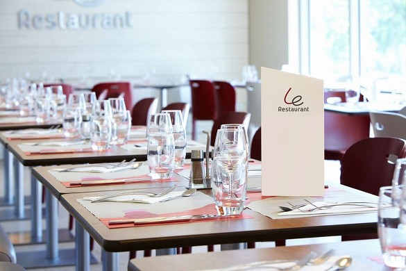 Campanile metz sud jouy-aux-arches - restaurante