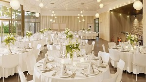 Reception room - L'Entretoise