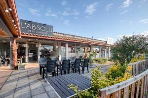 L'Absolu - Restaurant for seminars