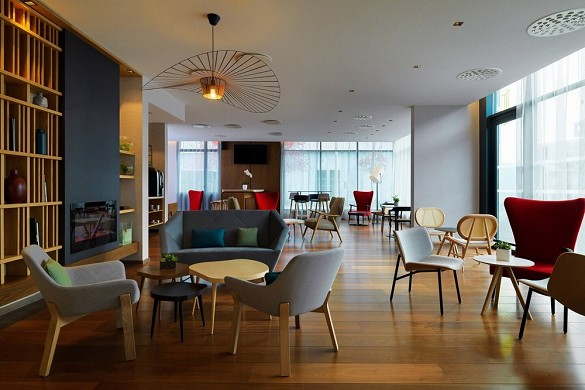 Residence inn by marriott toulouse-blagnac airport - hôtel moderne