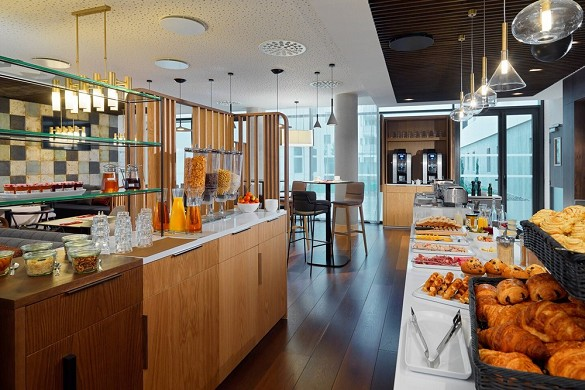 Residence inn by marriott toulouse-blagnac airport - petit déjeuner