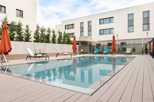Residence inn by marriott toulouse-blagnac airport - piscine extérieure
