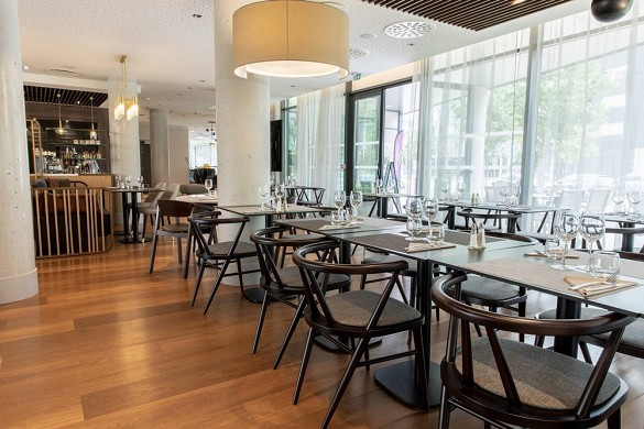 Residence inn by marriott toulouse-blagnac airport - restaurant