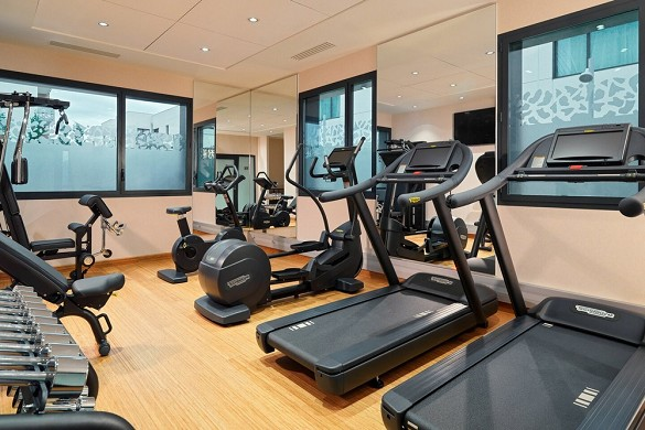Residence inn by marriott toulouse-blagnac airport - salle de sport