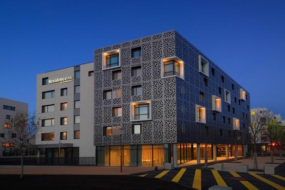 Residence inn by marriott toulouse-blagnac airport - hotel for seminars in blagnac