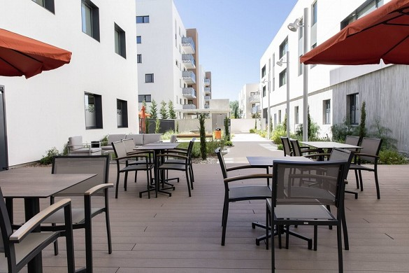 Residence inn by marriott toulouse-blagnac airport - terrasse
