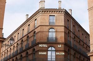Le Grand Balcon Hôtel - Front