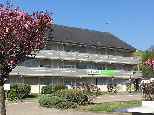 Campanile Saint-Etienne es Saint-Chamond - exterior